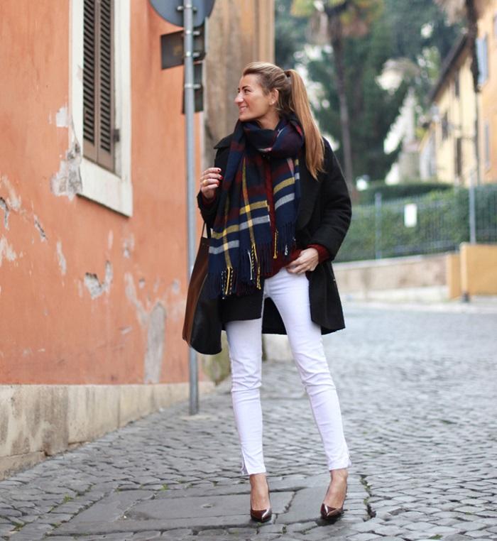 97a1564d4f 7 formas de llevar un pantalón blanco en invierno! – El Closet de Giuliana